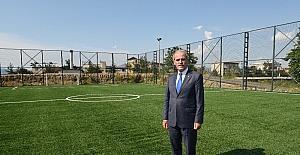 Büyükşehir'den spora bir katkı daha