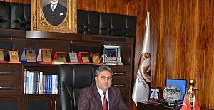 Çat Belediye Başkanı Duru, Ramazan Bayramını kutladı
