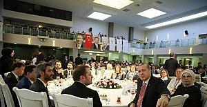 Ceyda Çetin Erenler, iftarını Cumhurbaşkanı Erdoğan ile birlikte aynı masada yaptı