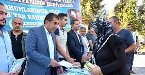 Ceylanpınar Belediye Başkanı Menderes...