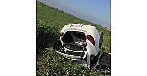 Çocuğunu emzirdiği sırada yaşanan kazada hayatını kaybetti