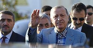 Cumhurbaşkanı Erdoğan: Şuan gayet iyiyim