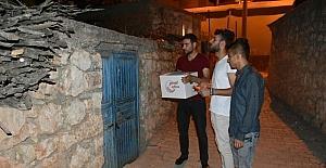 Dargeçit'te Ak Parti'den 'Gönül Sofrası' etkinliği