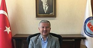 """Develi Kaymakamı Murat Duru: """"Ramazan Bayramı kardeşliğin sembolüdür"""""""