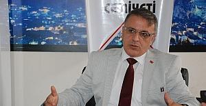 DSP'li Alpay'dan 'adalet' yürüyüşü eleştirisi