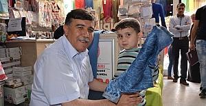 """Emet Belediye Başkanı Mustafa Koca: """"Yetimler gülerse dünya güler"""""""