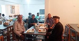 Emet'in Kırgıl köyünde 'hayır yemeği'