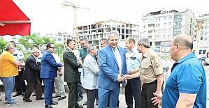 Fatsa'da kent bayramlaşması