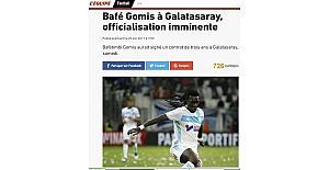 Gomis'in transferini duyurdular