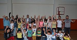 Görele'de yaz okulu açıldı