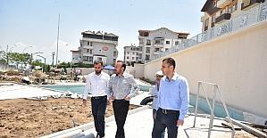 İzmit'e Demokrasi Şehitleri için anıt park yapılıyor