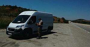 Jandarma ve Emniyetten ortak uygulama