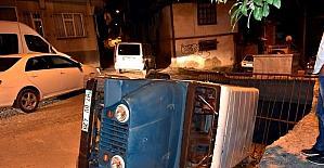 Kastamonu'da trafik kazası: 1 yaralı