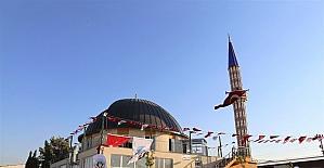 Keresteciler Sanayi Sitesi Cami dualarla açıldı