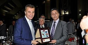 Kerkük'ten Beşiktaş'a teşekkür