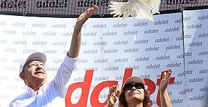 Kılıçdaroğlu'dan Erdoğan'a geçmiş olsun mesajı