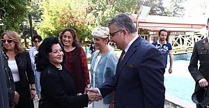 Kırklareli'nde bayramlaşma töreni
