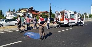 Köyceğiz'de trafik kazası; 1 ölü