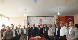 Malazgirt'te istişare toplantısı