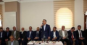 """Maliye Bakanı Naci Ağbal: """"Her günümüz 15 Temmuz ruhu gibi olsun inşallah"""""""