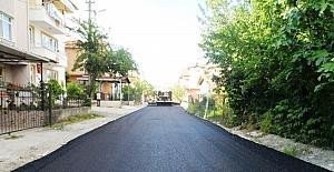 Mandıra'ya parke, Yeşilova'ya asfalt