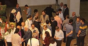 Mardin'de bayramlaşma töreni