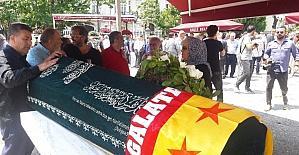 Mehmet Tuna, son yolcuğuna uğurlandı