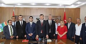 """MHP İl Başkanı Baki Ersoy, """"Konu vatan ve millet olunca MHP ve Ülkücüler her daim göreve hazırdır"""""""