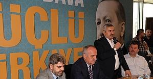 """Milletvekili Aygün: """"Bu ailenin bir ferdi olmak gurur veriyor"""""""