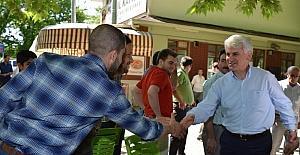Milletvekili Şahin'den ramazan bayramı mesajı