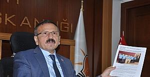 Milli Savunma Komisyonu Başkanı Beyazıt'tan CHP'li komisyon üyelerine tepki