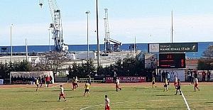 Namık Kemal Stadı doğal çim zemin değişimi için 400 bin TL ödenek