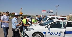 Nevşehir'de 17 kazada 51 kişi yaralandı