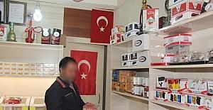 Nevşehir'de 'Duman Operasyonu' yapıldı