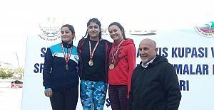 Osmangazili Atletler Balkan Şampiyonası'nda
