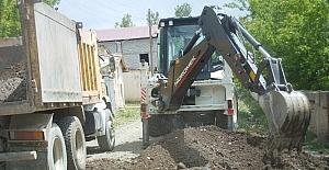 Özalp Belediyesinden temizlik çalışması