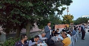 Pazaryeri'nde mahalle iftarları