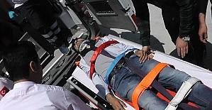 Piknik yolunda kaza: 4 Yaralı