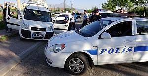 Polis şüpheli kovalamacası film sahnelerini aratmadı
