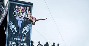 Red Bull Cliff Diving Dünya Serisi'nde yeni sezon başladı