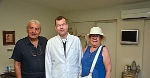 Sarı nokta hastalığı için İzmir'de bir ilk