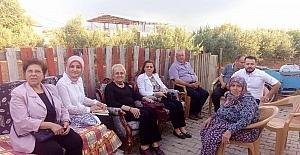 ŞEKAME'den 50 aileye çat kapı iftar
