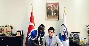 Senegalli Mansaly Boubacar, BB. Erzurumspor'da