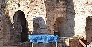 Sinop Balatlar Kilisesi restore ediliyor