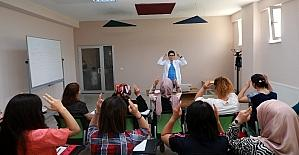Talas Kadın Kültür Merkezi'nde yeni kurslar açılıyor