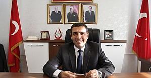 Taşdoğan'dan bayram teblihi