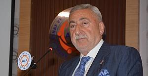 """TESK Başkanı Palandöken: """"KOSGEB kredilerinin önündeki engeller kalkmalı"""""""
