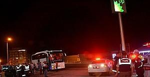 Tosya'da ''Huzur Arife Operasyonu'' alkollü sürücü yakalandı