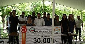 """Tunceli'de """"Genç Çiftçi"""" hibe desteği"""