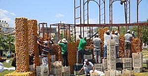 Uluslararası Portakal Festivali hazırlıkları başladı